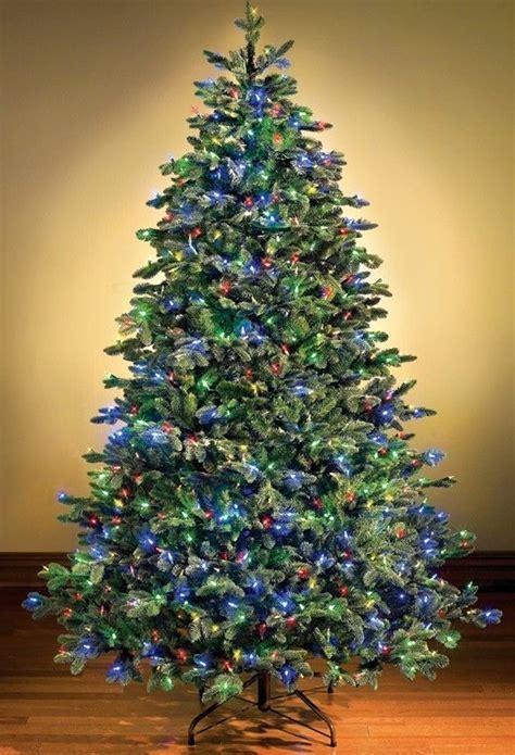 pre lit multi colored christmas trees princess decor