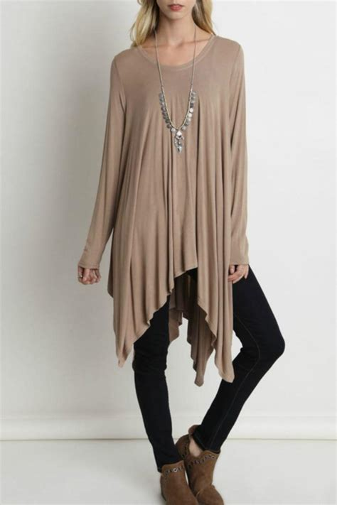 Tunic By umgee usa trapeze tunic top from nashville by adalees
