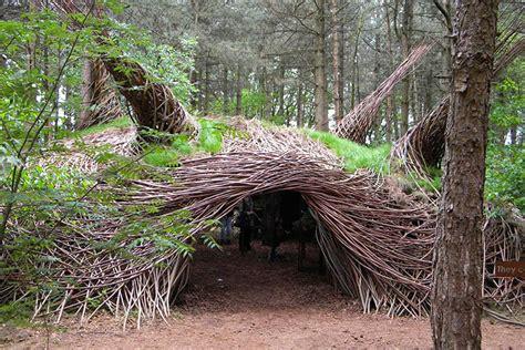 Jig001 To Survive Nature Brown artist weaves delightful bio sculptures animal
