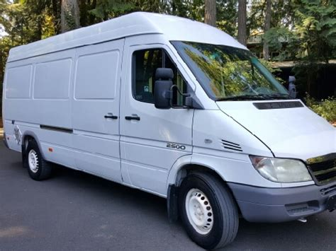 dodge sprinter cargo for sale 2004 dodge sprinter cargo for sale carsforsale