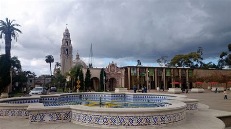 Garden San Diego by Balboa Park San Diego Visions Of Travel