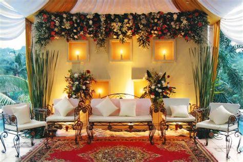 Wedding Sederhana by Contoh Dekorasi Pernikahan Modern Elegan Futuristik