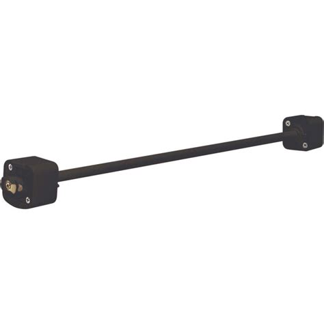 home depot paint wand glomar 48 in black track lighting extension wand hd tp166
