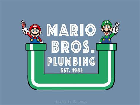 Mario Brothers Plumbing by Mario Bros Plumbing By Imaginatorvictor On Deviantart