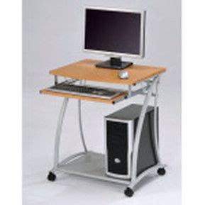 Small Desktop Computer Desk Computer Desks For Small Spaces Are Designed With Space Economy In Mind Others Pinterest