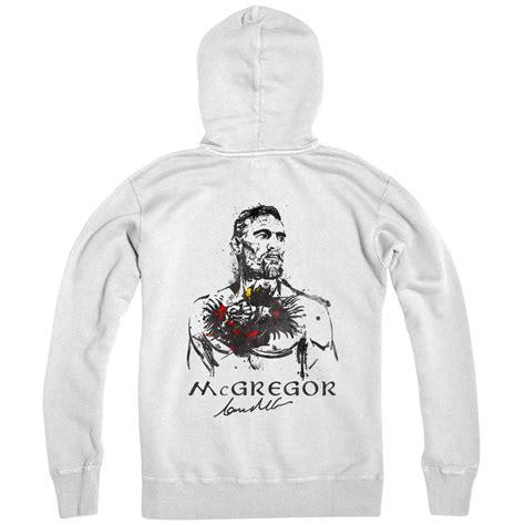 design hoodies ireland conor mcgregor ink sketch hoodie ireland mma ufc dublin