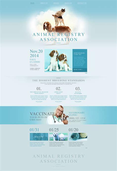 Pet Care Website Template Pet Care Website Templates