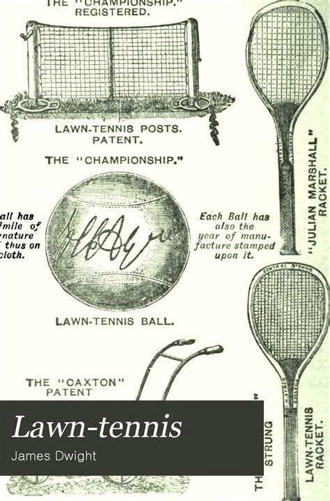 the of lawn tennis books 19th century historical tidbits lawn tennis