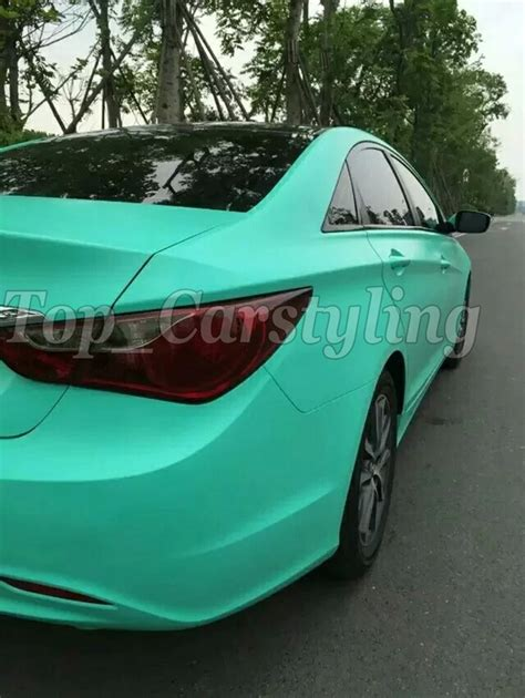 matte teal car matte blue vinyl car wrap with air release