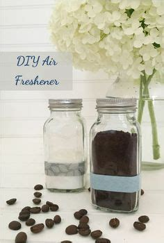 Diy Air Freshener With Laundry Cleaning Goods On Castile Soap