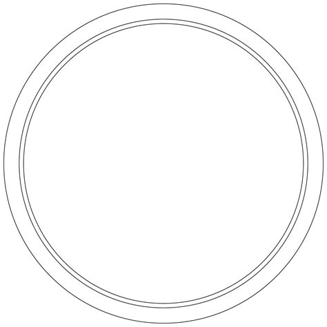 circle badge template templates badgeland