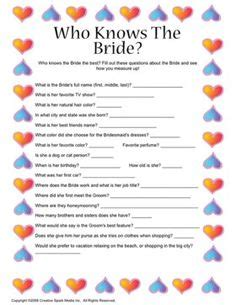 1000 images about engagement party games on pinterest