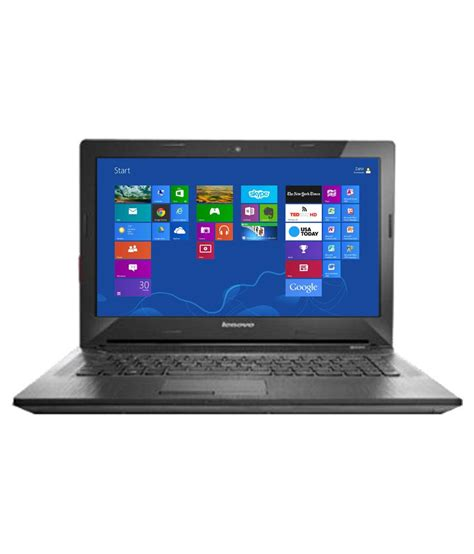 Laptop Lenovo G40 I3 lenovo g40 80 80ky005uin notebook i3 4th generation 4 gb 500 gb 35 56cm 14