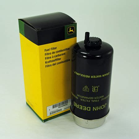john deere fuel filter element re509032