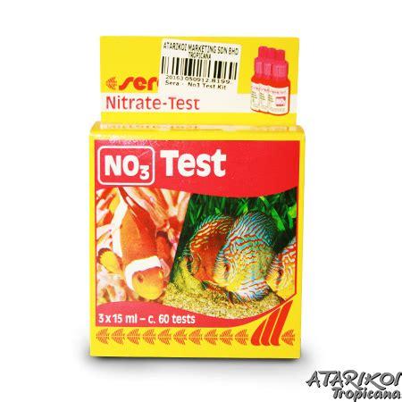 Sera No3 Test Kit medicine test kit sera no3 nitrate test