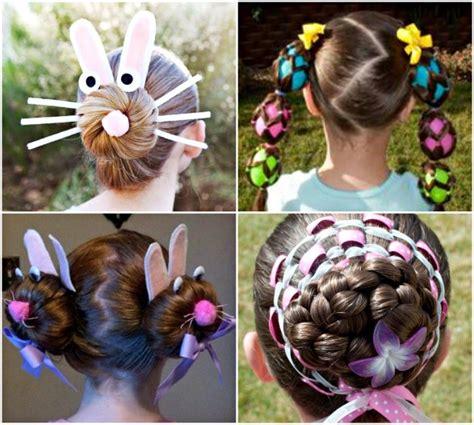 pintrist spring hair fun fashio diy little girls hairstyles