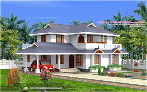 www kerala model house plans 4 bedroom kerala model home in 204 sq meter home kerala