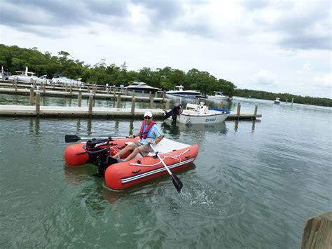 ebay boats catamaran portable compact mini cat inflatable boat with catamaran