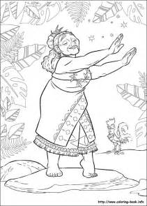 free moana coloring pages print rq78p