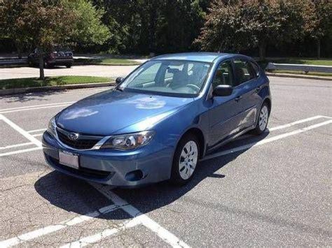 used 2008 subaru impreza 2 5i hatchback find used 2008 subaru impreza 2 5i sport wagon 5 door awd