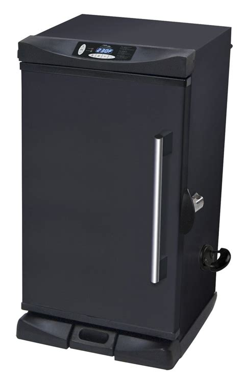 masterbuilt 20070213 30 inch black electric digital smoker