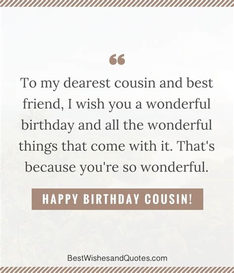 Happy Birthday To My Cousin Quotes Happy Birthday Cousin 35 Ways To Wish Your Cousin A