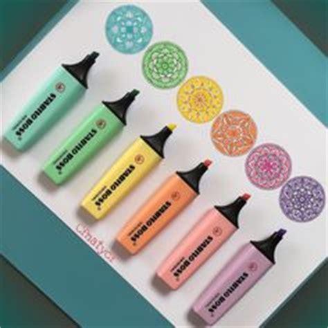 Highlighter Stabilo Pastel Colours stabilo pastel highlighter 6 pack highlighters and pastels