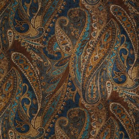 paisley fabric for curtains danny lapis 56 quot width paisley drapery fabric curtain