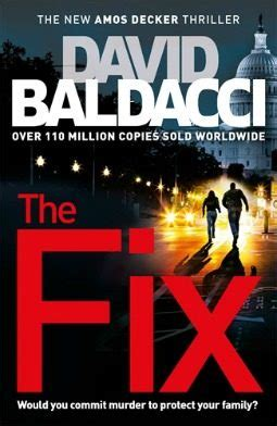 The Fix Memory Series book review the fix by david baldacci debbish