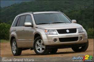2007 Suzuki Grand Vitara Parts List Of Car And Truck Pictures And Auto123