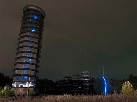 Tesla In Russia 9 08 2014 Russian Tesla Tower Fully Operational