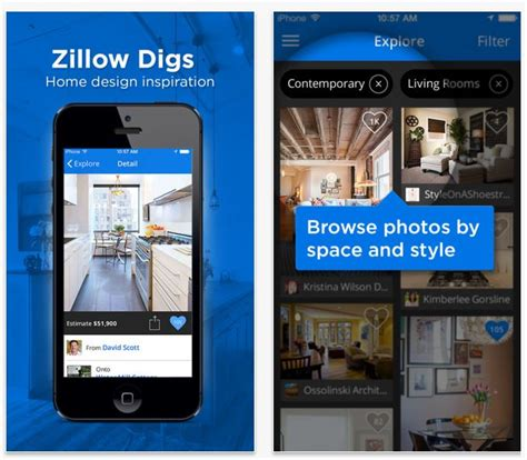 zillow design app home remodeling there s an app for that case design