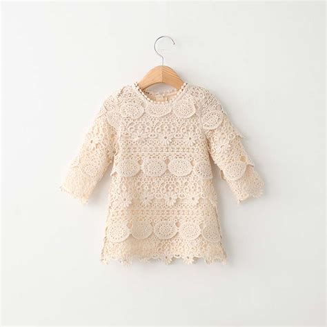 Baby Lovely Lace Dress aliexpress buy high quality baby lovely lace a line dresses summer dress