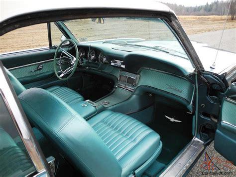 1962 Thunderbird Interior by Ford Thunderbird