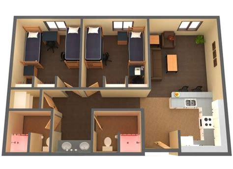 Purdue University Dorm Rooms   [peenmedia.com]