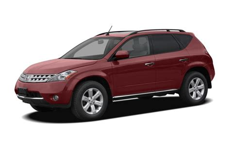 2007 nissan murano specs 2007 nissan murano specs safety rating mpg carsdirect