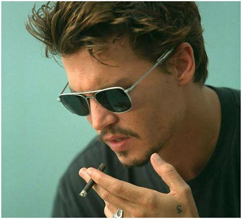 johnny depp hair styles how to get johnny depp s hairstyle