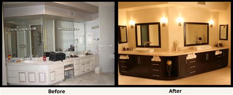remodeled bathrooms before and after bathroom remodel pictures before and after home design