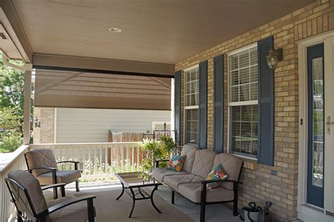 Manual Patio Shades Dallas Tx
