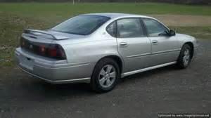 2005 Chevrolet Impala Reviews 2005 Chevrolet Impala Exterior Pictures Cargurus