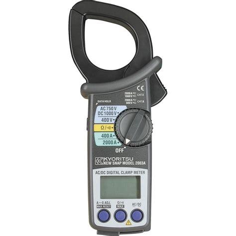 Digital Cl Meters Kyoritsu Model 2010 cl meter cl meter 2003a