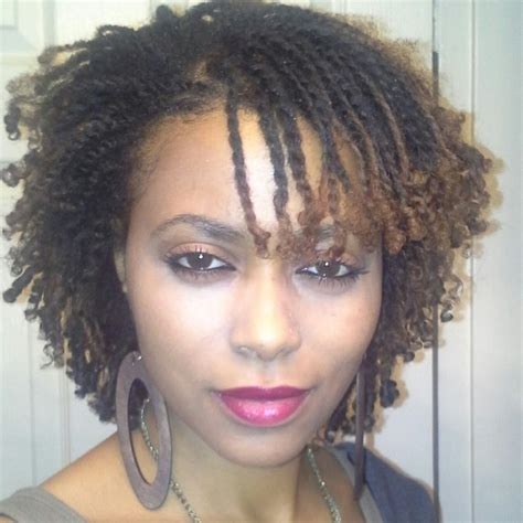 double stranded rods hairstyle untouchmyhair double strand twist with ends set on perm
