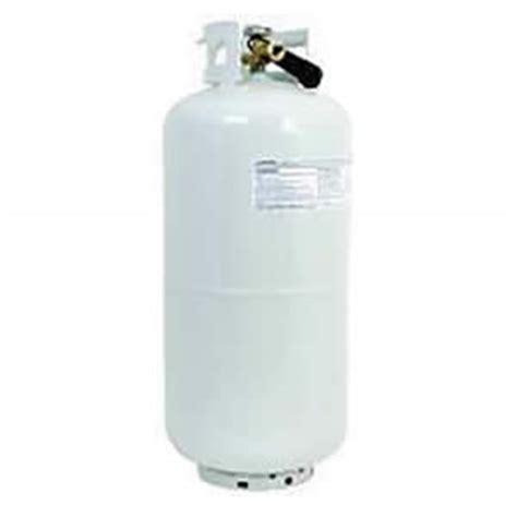 40 lb steel propane tank propane warehouse