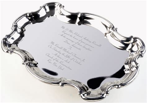 Engraved Wedding Gifts by Choosing Engraved Items For Your Wedding Gift Wedding