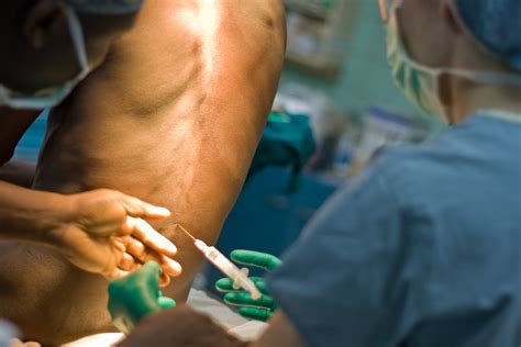 spinal anesthesia for c section spinal anesthesia the hauns in africa