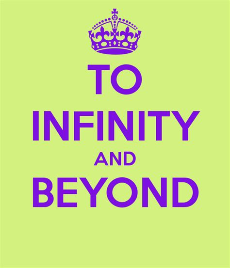 infinity and beyond to infinity and beyond wallpaper www imgkid the