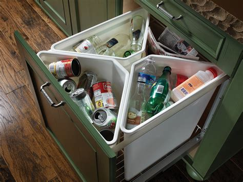 Cool toy organizer with bins in kitchen traditional with compost bin next to waste bin pull out