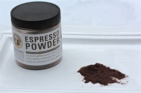 Coffee Powder instant espresso powder bakepedia baking encyclopedia