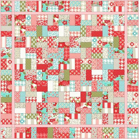 Jelly Roll Patchwork Patterns - 25 best ideas about jelly roll quilting on