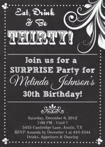 chalkboard look birthday invitation printable by pop catch my